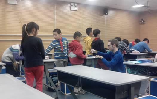 设计的各种分组竞赛,互动游戏